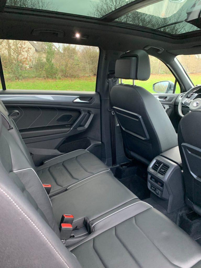 Intérieur véhicule A2LT Taxi